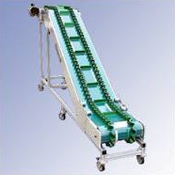 Inclined Side Wall Belt Conveyor