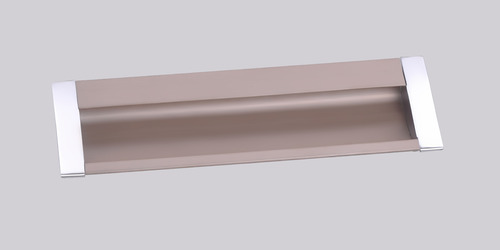 Zinc Alloy Drawer Concealed Handle