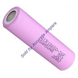 Samsung 18650 3.7v 2600mah Lithium Ion Rechargeable Battery