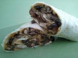 Mushroom Roll
