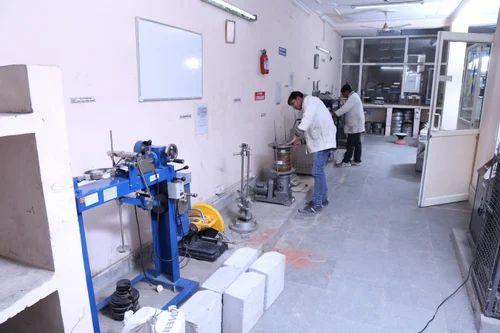 Material Testing Laboratory, Material Testing Laboratories
