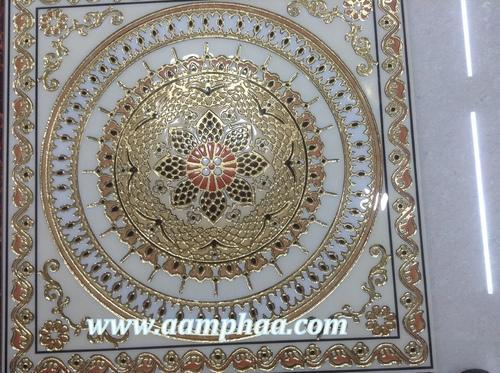 600x600 Rangoli Tiles Designs Ceramic Glass And Vitrified Tiles