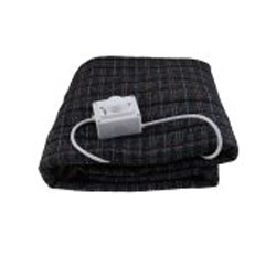 Accurate Surgicals Solid Electric Blanket Double Bed