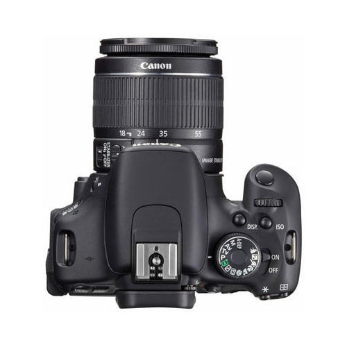 Canon EOS 600D DSLR Camera - View Specifications & Details