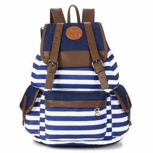 97f8ff986849 Girls School Bag at Rs 250  bag(s)