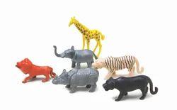 Wild Animals Statue