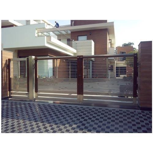 Designer Gate For Home, Designer Gate For Home - Lohar Creations ...