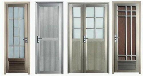 Aluminum Door Work Manufacturer From Gurgaon