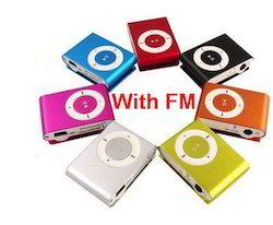 Mini Clip Sports with FM MP3 Player