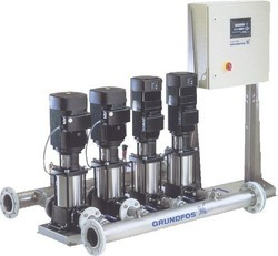 Hydropneumatic System