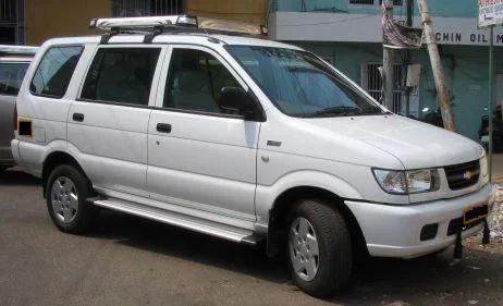 Tavera Ac Car Rental Jv Travels Call Drivers Chennai Id