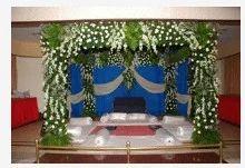 Florists Wedding Decoration