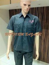 Driver Uniform Safari
