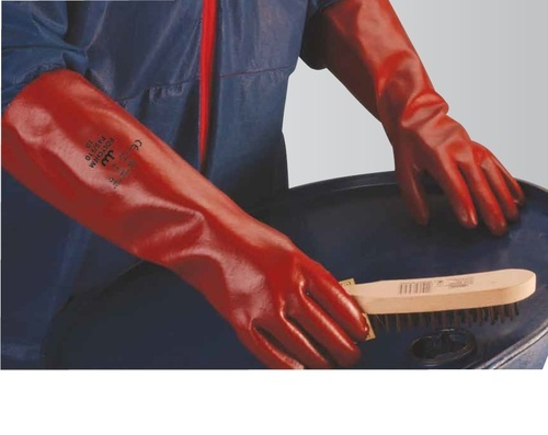 Hand Gloves - Polyco Chemical Gloves Authorized Wholesale Dealer