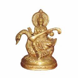 Roopsa's FRP Maa Saraswati Statue