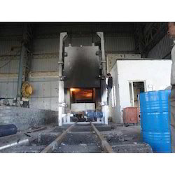 Heat Treatment Bogie Furnace