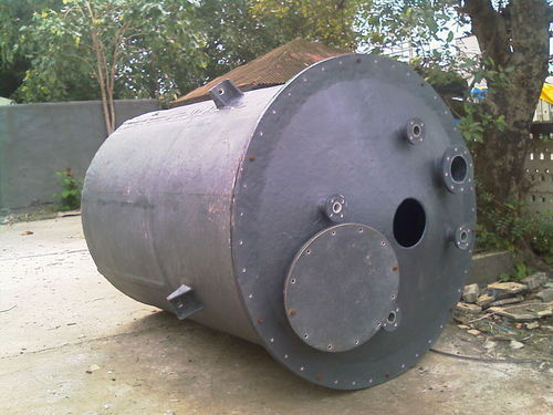 Frp Reactor Frp Reactor Manufacturer From Ghaziabad