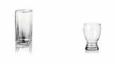 Water Glass & Juice Glass