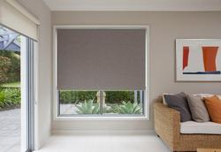 Roller Blinds with Blackout Fabric