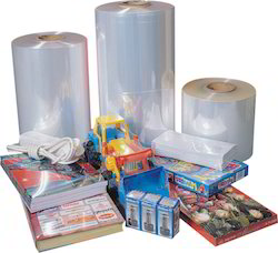 Shrink Wrap Packaging for Bottles, Batteries, Books