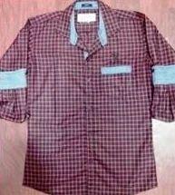 Fashion Checkered Shirt