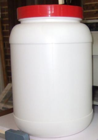 Plastic Containers For Protein Powders at Rs 14 piece Plastic