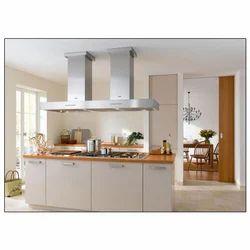 Chilliez Island Modular Kitchen
