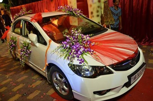 Stage decoration engagement event service provider from siliguri car decoration junglespirit Image collections