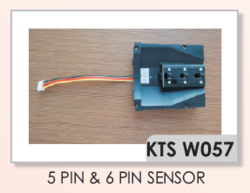 5 Pin & 6 Pin Sensor Weft Feeders