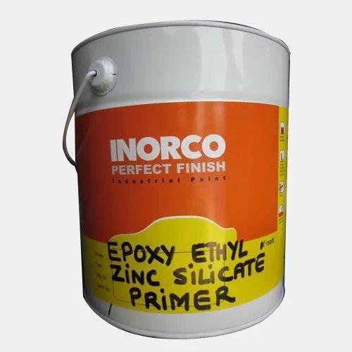 Epoxy Ethyl Zinc Silicate Primer