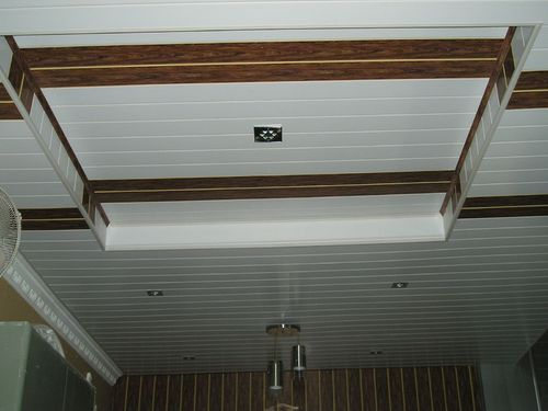 Pvc False Ceilings Roofing And False Ceiling A One