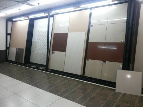 Metal Tile Display Stand At Rs 6000 Panel Tiles Display