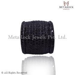 Diamond Pave Eternity Band Ring