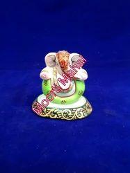 Handicrafts Modern Ganesha Statue