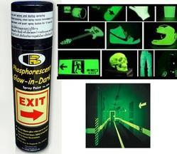 Phosphorescent Spray Paint