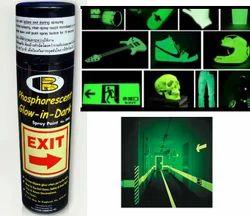 Phosphorescent Spray Paint