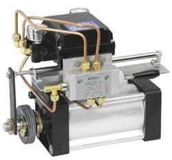Rotex Pneumatic Power Cylinder - Pneumatic Regulating