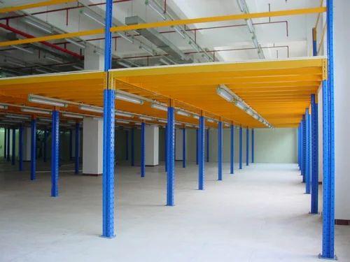 Mezzanine Floors - Mezzanine Floor Manufacturer from New Delhi