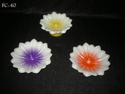 Two-Coloured Floating Candles