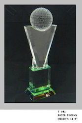 11.5 Inch Crystal Trophies