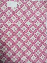 Geometrical Print Cotton Fabric