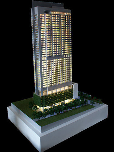 Building Architectural Models commercial building architectural model in kirti nagar, new delhi
