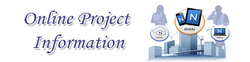Online Project Information