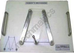Robert's Straight Line Mechanism