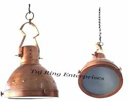 Antique Hanging Spot Light