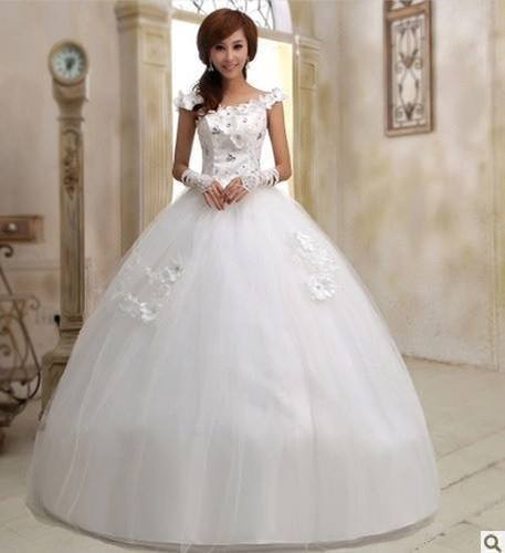 Fancy Wedding Gown | Christian Wedding Dresses Store | Manufacturer ...