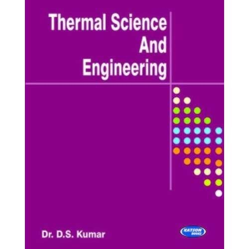 THERMAL SCIENCE AND ENGINEERING EBOOK DOWNLOAD