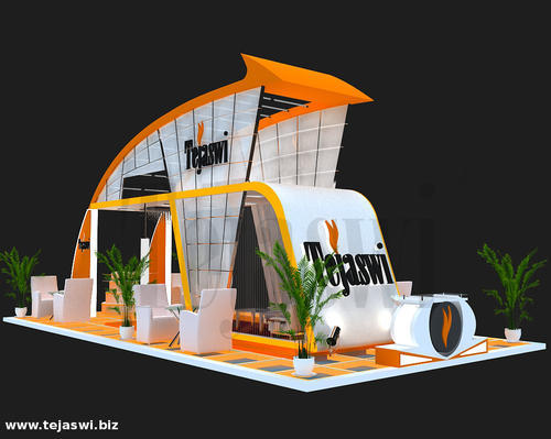 Exhibition Stall Hire : Exhibition stall design fabrication