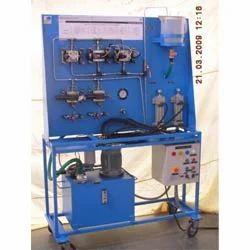 EEE Oil Hydraulic Trainer