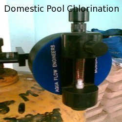 Domestic Pool Chlorination System